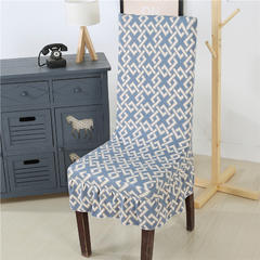 印花椅子套(韩版花边款) 1、38CM*45CM