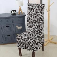 印花椅子套(韩版花边款) 4、38CM*45CM