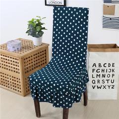 印花椅子套(韩版花边款) 9、38CM*45CM