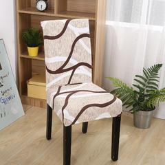 印花椅子套(普通款) 8、38CM*45CM