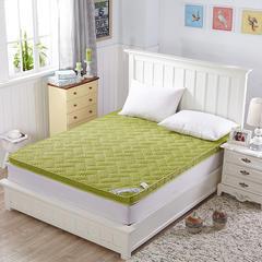 4D加厚透气床垫(二) 1.5*2米 4d绿