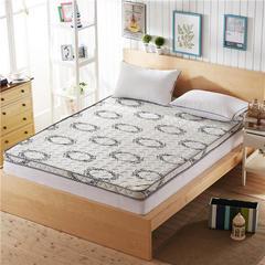 记忆棉立体床垫6.5厘米款(一) 0.9*1.9米 简约风6.5厘米