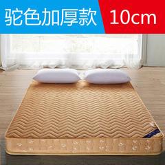 记忆立体床垫10厘米款 0.9米 驼10厘米