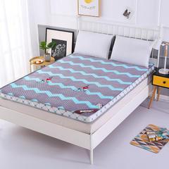 5d魔法绒新款床垫 0.9米 城市轨迹