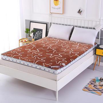 5d魔法绒新款床垫 0.9米 神秘海星