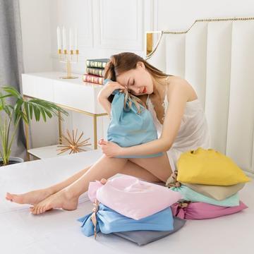 2020新款莫代尔隔脏睡袋