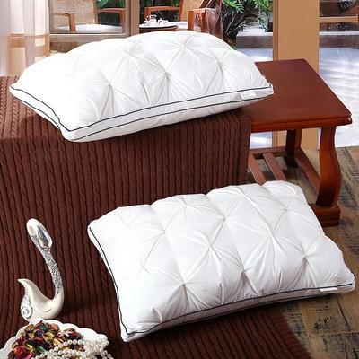 微枕芯 全棉五星级酒店软硬两用面包枕芯 48*74cm/只