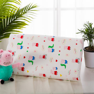儿童乳胶枕  45*27*5cm