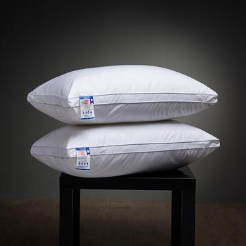微枕芯  全棉立体羽丝绒枕