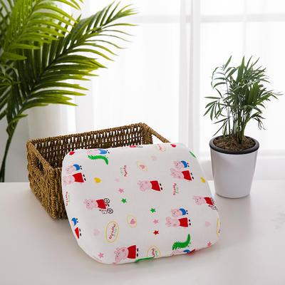 微枕芯 婴儿乳胶定型枕  30*25cm 小猪佩奇/只