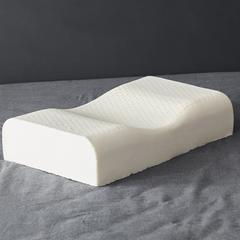 2019新款-皇家vip止鼾乳胶高枕(40*60cm) 白色/只