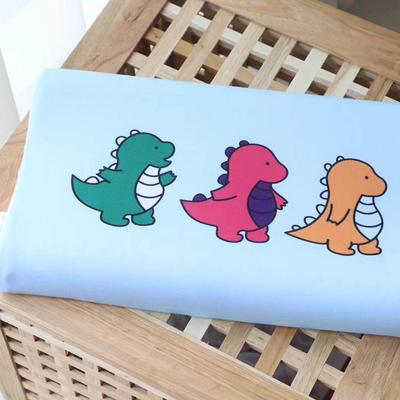 2019新款泰国儿童乳胶枕4个花色 儿童乳胶枕 儿童乳胶枕恐龙仔