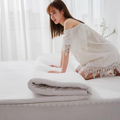2019新款-本菲卡乳胶床垫 1.2*2米 白色