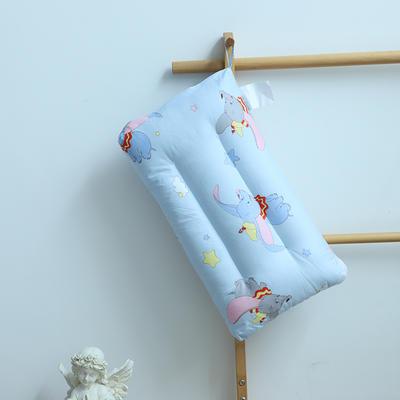 2019特价-羽丝绒儿童枕(30*50cm) 小飞象/一对