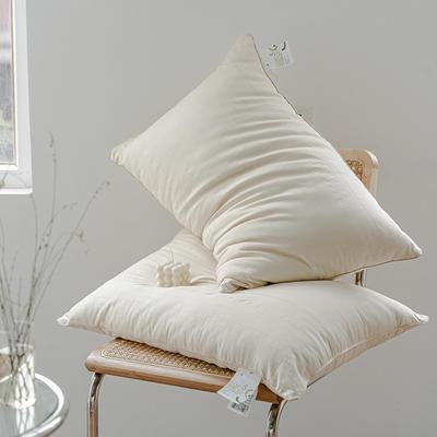 2021新款-日式全棉小提花软枕48*74cm 单边高枕
