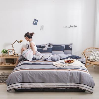 2020新款全棉12868系列四件套 1.2m床单款三件套 浪漫庄园