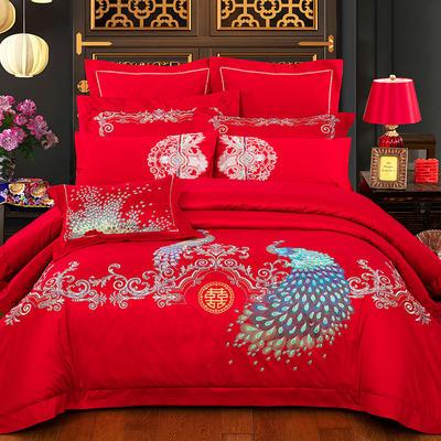 婚庆蜜月佳期 1.5m(5英尺)床 四件套