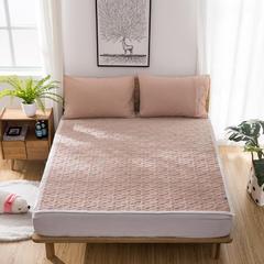 2018冬季多功能软床垫 0.9x2.0 驼色