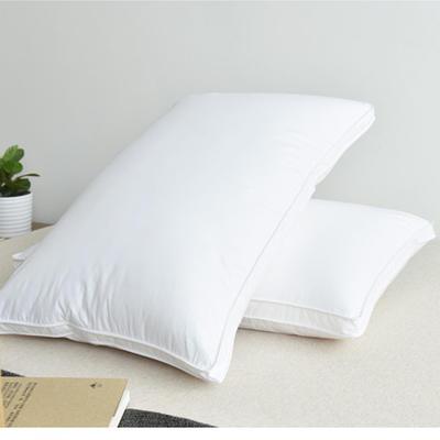 新款全棉立体枕芯 成人酒店枕 枕芯48*74