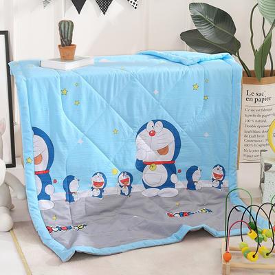 2019新款水洗棉加厚儿童夏被 110x150cm 叮当猫