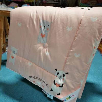 高伦雅芙kids-60支贡缎直洗全棉A类秋冬被春秋被儿童幼儿园卡通
