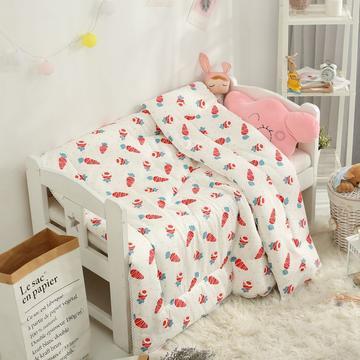 A类全棉双层纱印花儿童卡通秋冬被有通用商标