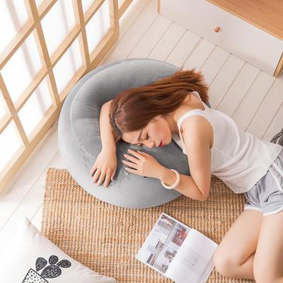 2018新款懒人沙发坐垫 60*35cm 高级灰
