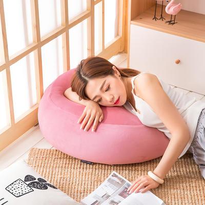 2018新款懒人沙发坐垫 60*35cm 肉粉色