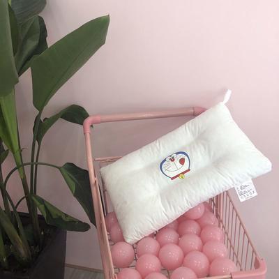 2018新款全棉儿童水洗枕 30*50 叮当