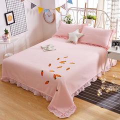 2018新款床盖三件套 1.2m(4英尺)床 小萝卜