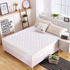 夹棉磨毛床笠 1.0m(3.3英尺)床 白色