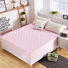 夹棉磨毛床笠 1.2m(4英尺)床 粉色