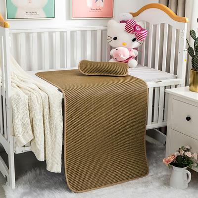 新款儿童凉席 0.6*1.2(枕套0.36*0.21) 波浪阁