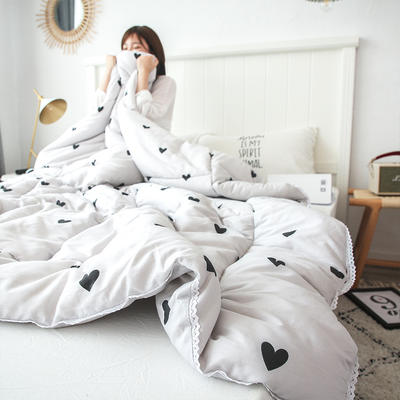 2020新款棉花冬被 110*150  3斤 心动