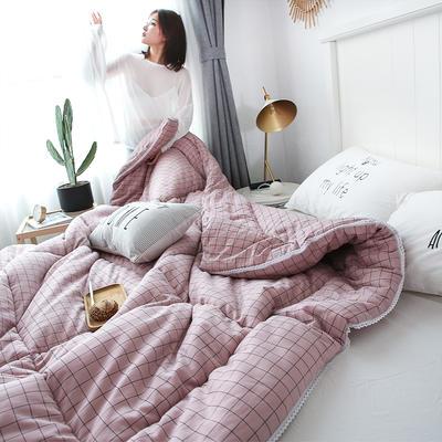 2020新款棉花冬被 110*150  3斤 韵律