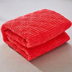 2018年新款-法莱绒保健按摩床垫法兰绒床垫 视频下载 CIBAO(瓷宝)床垫QQ群:8558588 90*200 法莱绒保健床垫砖红