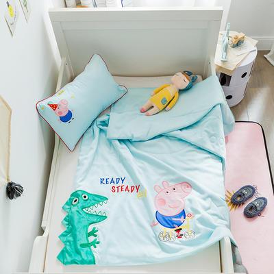 2018新品Coolbaby-酷系列儿童夏被 120x150cm 佩奇