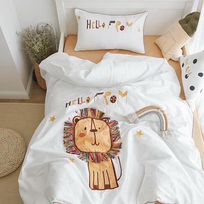 2019新款COOL系列三件套 1.2m三件套床单款 小狮子