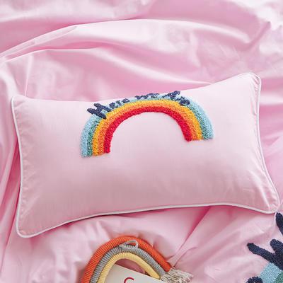 2019新款COOL系列单品枕套 30cmX50cm 彩虹