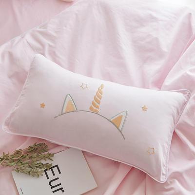 2019新款COOL系列单品枕套 30cmX50cm 独角兽