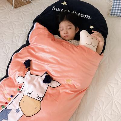2019新款睡袋(70*130) 长颈鹿