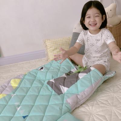 2019新款造型睡袋模特图(70*150) 鳄鱼
