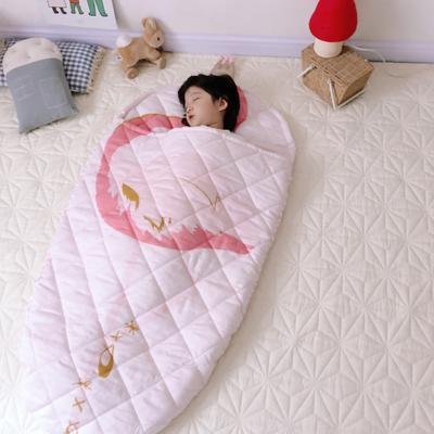 2019新款造型睡袋模特图(70*150) 火鸟