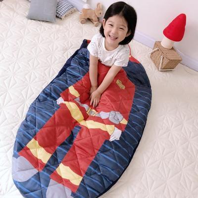 2019新款造型睡袋模特图(70*150) 消防员