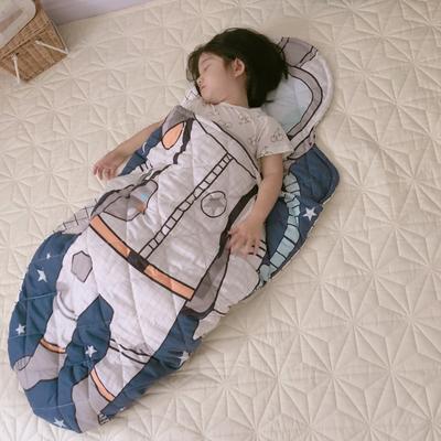 2019新款造型睡袋模特图(70*150) 宇航员