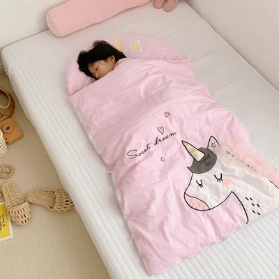 2019新款四季款睡袋模特图(70*135) 独角兽