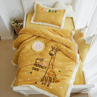 2019新款Sunshine-阳光单床单 120cmx150cm 长颈鹿