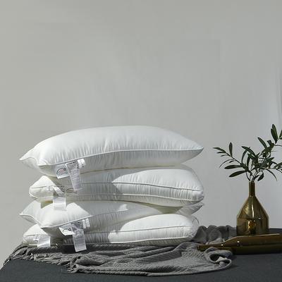 2020新款玻尿酸養顏枕枕頭枕芯護頸椎 玻尿酸養顏枕(單邊款高20厘米)/只