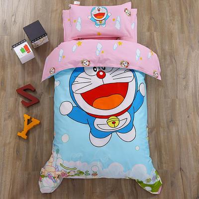 七彩童年 幼儿园被子三件套 婴儿用品 纯棉大阪定位13372儿童六件套 三件套不含芯 叮当梦