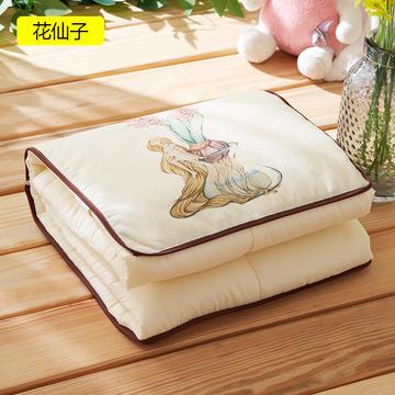 ABC抱枕被 三种规格 亚麻布棉数码印花两用抱枕被子靠枕被靠垫被午休被空调被